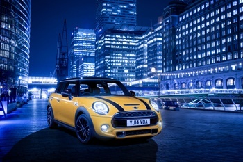 The new MINI Hatch has 5 new exterior colours available in addition to the MINI's already extensive palette,