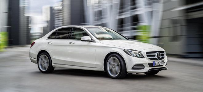 The new Mercedes-Benz C Class Saloon (Image Credit: Mercedes-Benz UK)