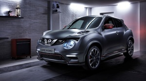 The new Juke Nismo RS mives the Juke legend on even further