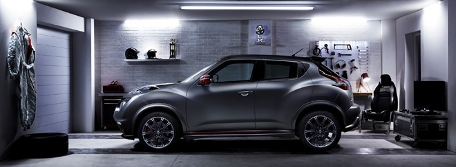 Looking like a sports car; performing like one: the new Juke Nismo RS performs as you would expect