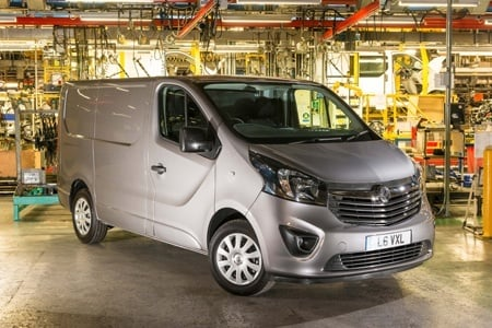 The new Vauxhall Vivaro has been re-styled for 2014. More information to come later in the year