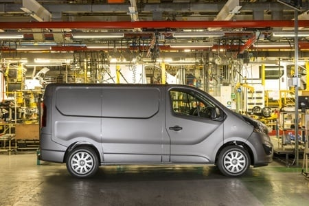 Whatever the job there's usually a Vivaro for it