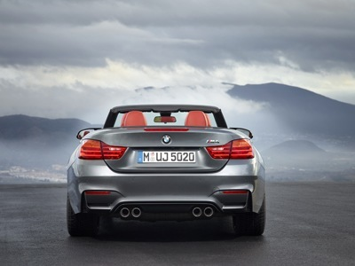 The fuel consumption of the M4 Convertible is low as are the CO2 emissions