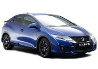 Honda Civic  1.6 i-DTEC SE Plus (Nav) *Inc Metallic Paint*