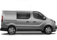 Renault New Trafic Crew LL29 ENERGY dCi 120 Business