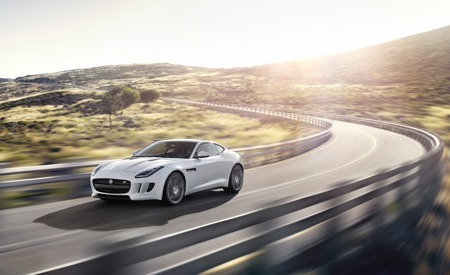 The Jaguar Heritage Driving Experience allows you to drive an F-Type R Coupe