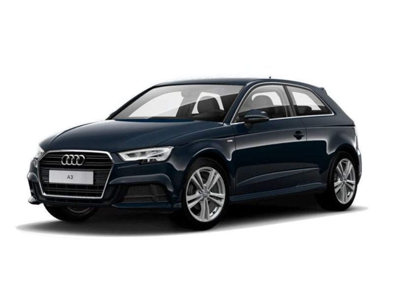 audi a3 hatchback car leasing nationwide vehicle contracts. Black Bedroom Furniture Sets. Home Design Ideas