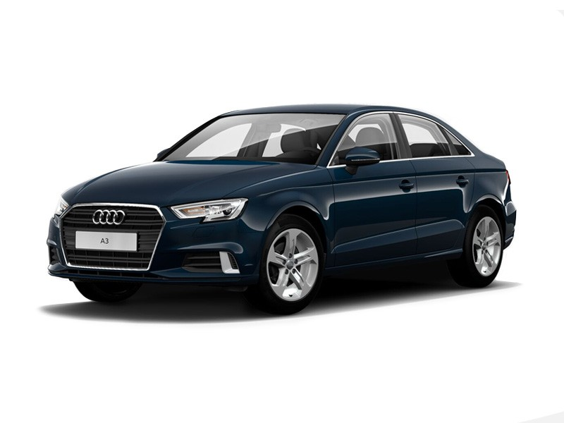 audi a3 saloon car leasing nationwide vehicle contracts. Black Bedroom Furniture Sets. Home Design Ideas