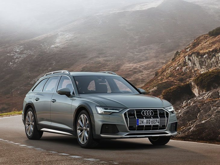 Audi A6 Allroad Car Leasing | Nationwide Vehicle Contracts