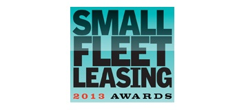 Winner of Best Small Fleet Personal Lease