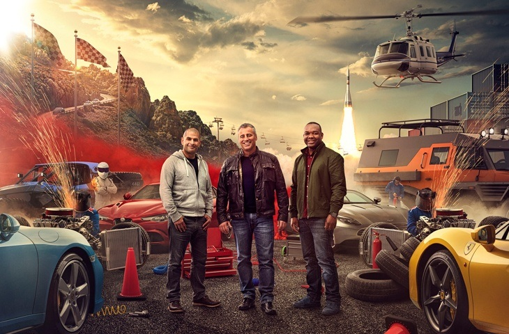 BBC Top Gear returns to TV screens in 2017