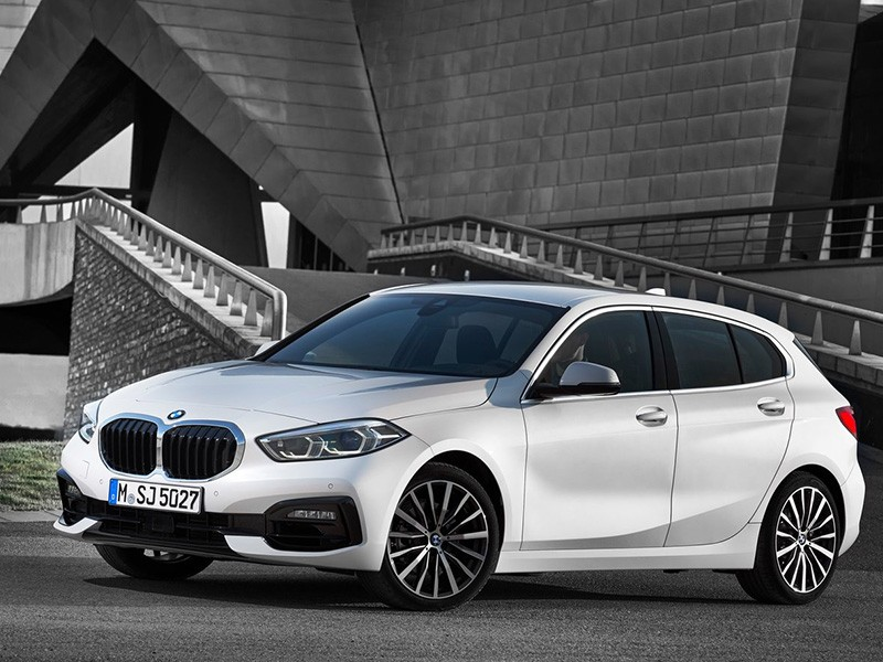 Bmw 1 Series 5 Door New Model 118i M Sport Car Leasing Nationwide Vehicle Contracts