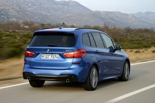 bmw 2 series gran tourer 218d se contract hire and car lease from. Black Bedroom Furniture Sets. Home Design Ideas