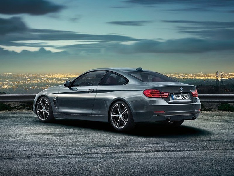 BMW 4 Series Coupe Car Leasing | Nationwide Vehicle Contracts