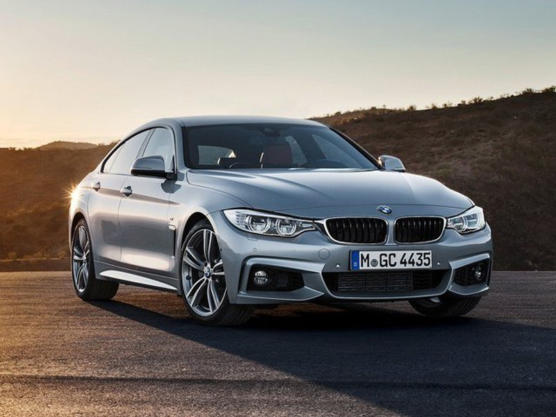 Bmw 4 Series Gran Coupe 435d Xdrive M Sport Auto Professional Media Contract Hire And Car
