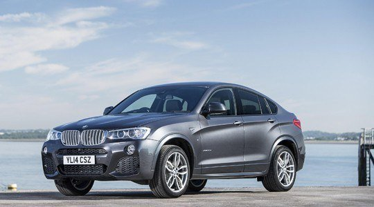 BMW X4 Lease >> Bmw X4 Car Leasing Nationwide Vehicle Contracts