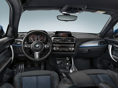 BMW Series 1 Interior