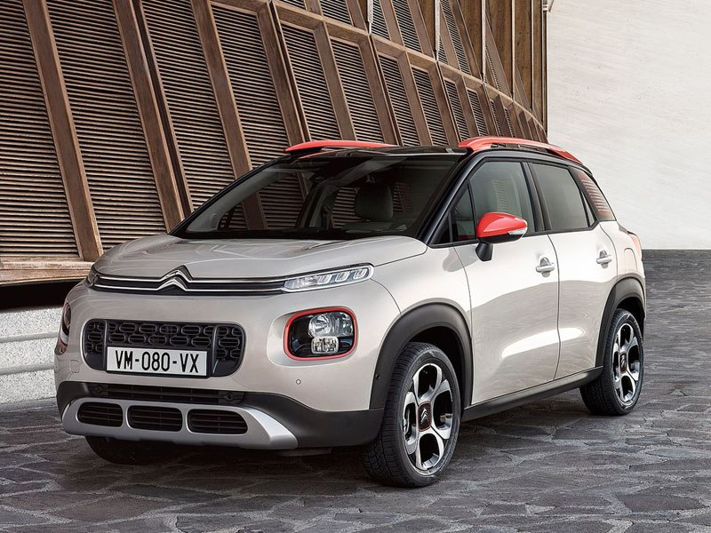Vehicle Lease Deals >> Citroen C3 Aircross 1.2 PureTech 130 Feel | Car Leasing ...