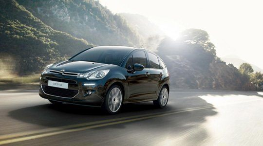 citroen c3 car leasing deals nationwide vehicle contracts. Black Bedroom Furniture Sets. Home Design Ideas