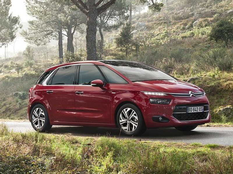 citroen c4 picasso 1 6 e hdi 115 exclusive contract hire