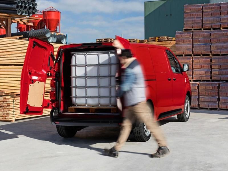Citroen Dispatch 1400 XL 2 0 BlueHDi 120 Van Enterprise | Van Leasing |  Nationwide Vehicle Contracts