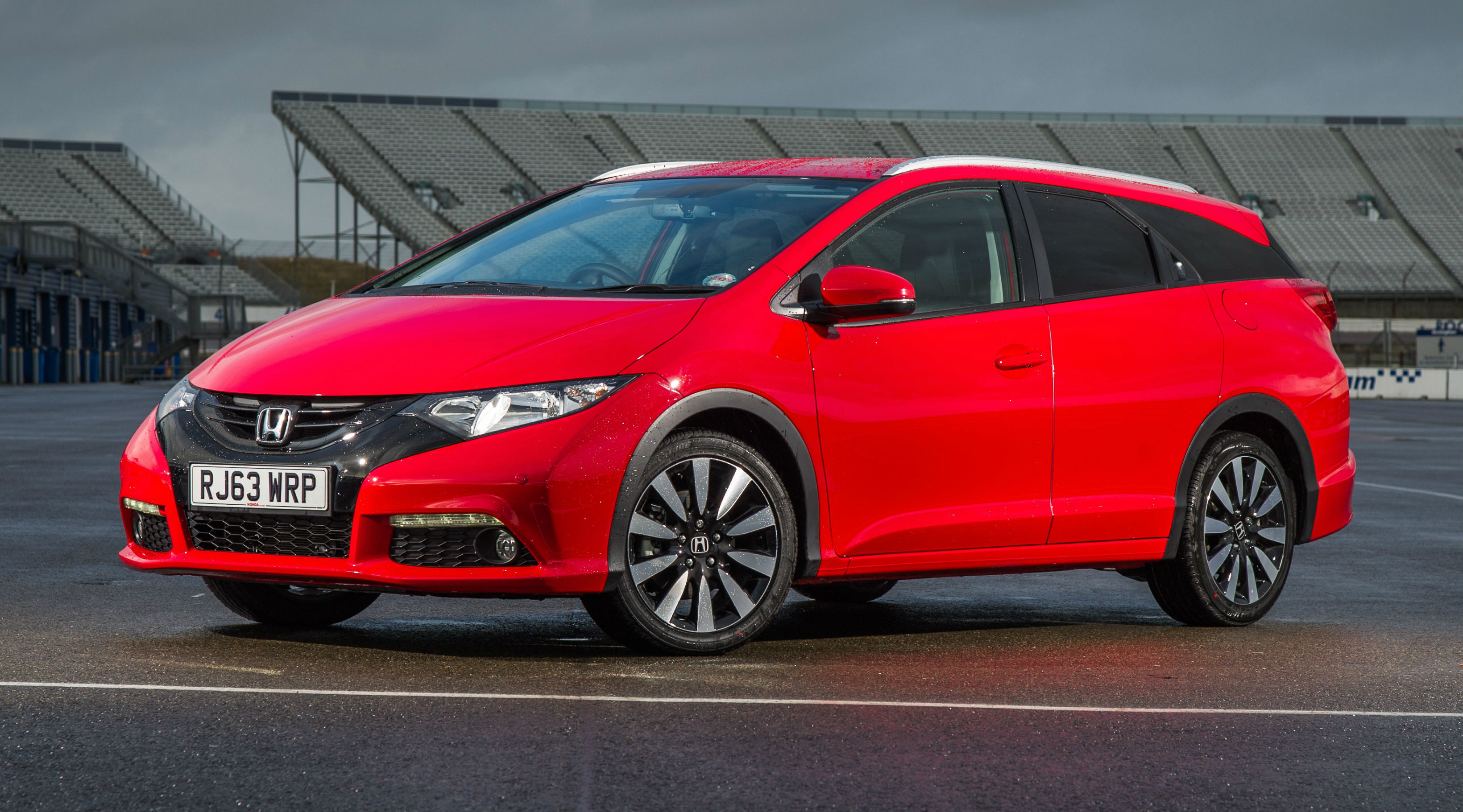 Honda Civic Tourer 1.6 i-DTEC