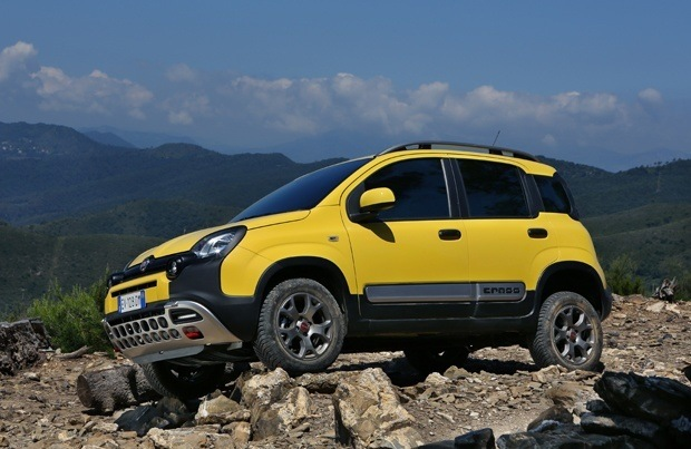 FIAT believe that in the FIAT Panda Cross that they have a car like no other!
