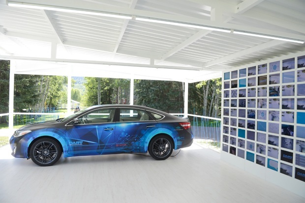 The latest generation of Toyota's Driver Awareness Research Vehicle – DARV 1.5 – has just been revealed at the Aspen Ideas Festival in Colorado.