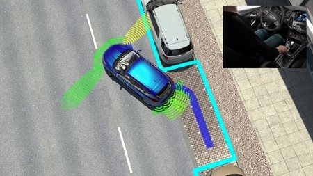 Enhanced Active Park Assist