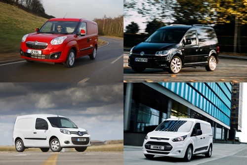 Examples of small vans