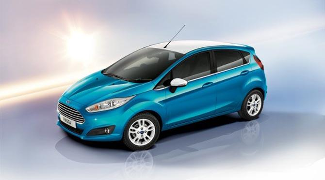 lease deal on ford fiesta from  u00a399 95   vat