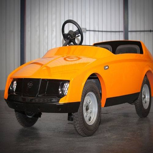 Cars For 10 Year Olds >> Firefly The World S First Car For 5 10 Year Olds