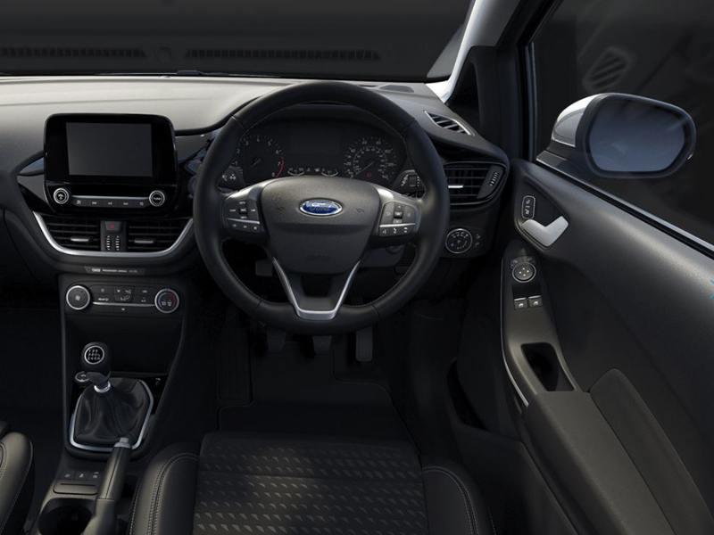 Ford Fiesta 1 0 Ecoboost Zetec 3 Door Car Leasing