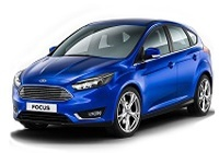 Ford Focus *New Model* 2.0 TDCi 185 ST-3 Navigation *Free Metallic Paint*