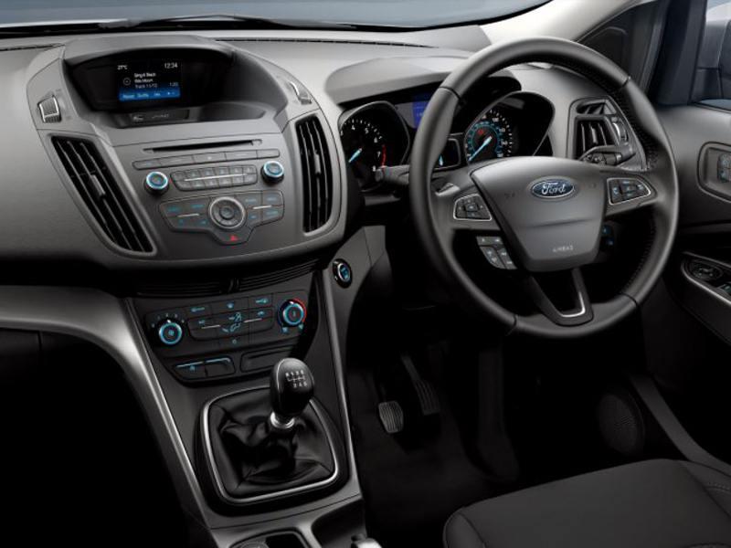 Ford Kuga 2 0 Tdci Zetec 4wd Car Leasing Nationwide