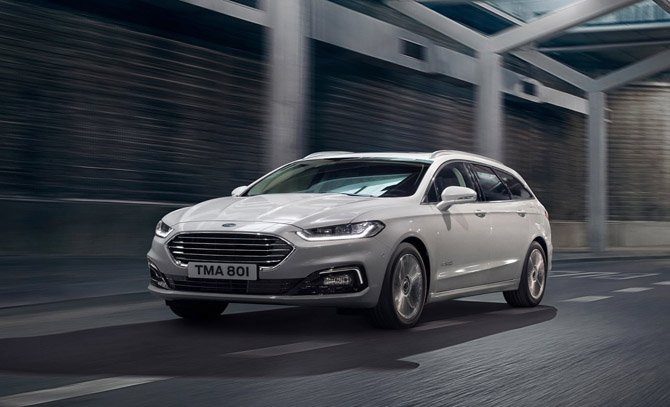 Ford Mondeo Vignale Estate Hybrid Now Available To Lease