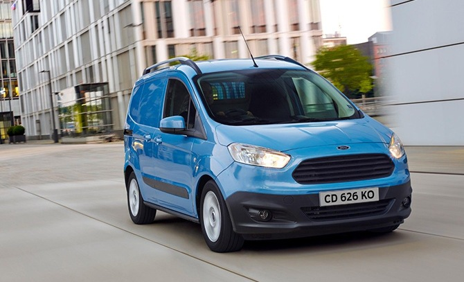 18eeebeda1 Ford Transit Courier. The Ford Transit Courier is the smallest panel van ...