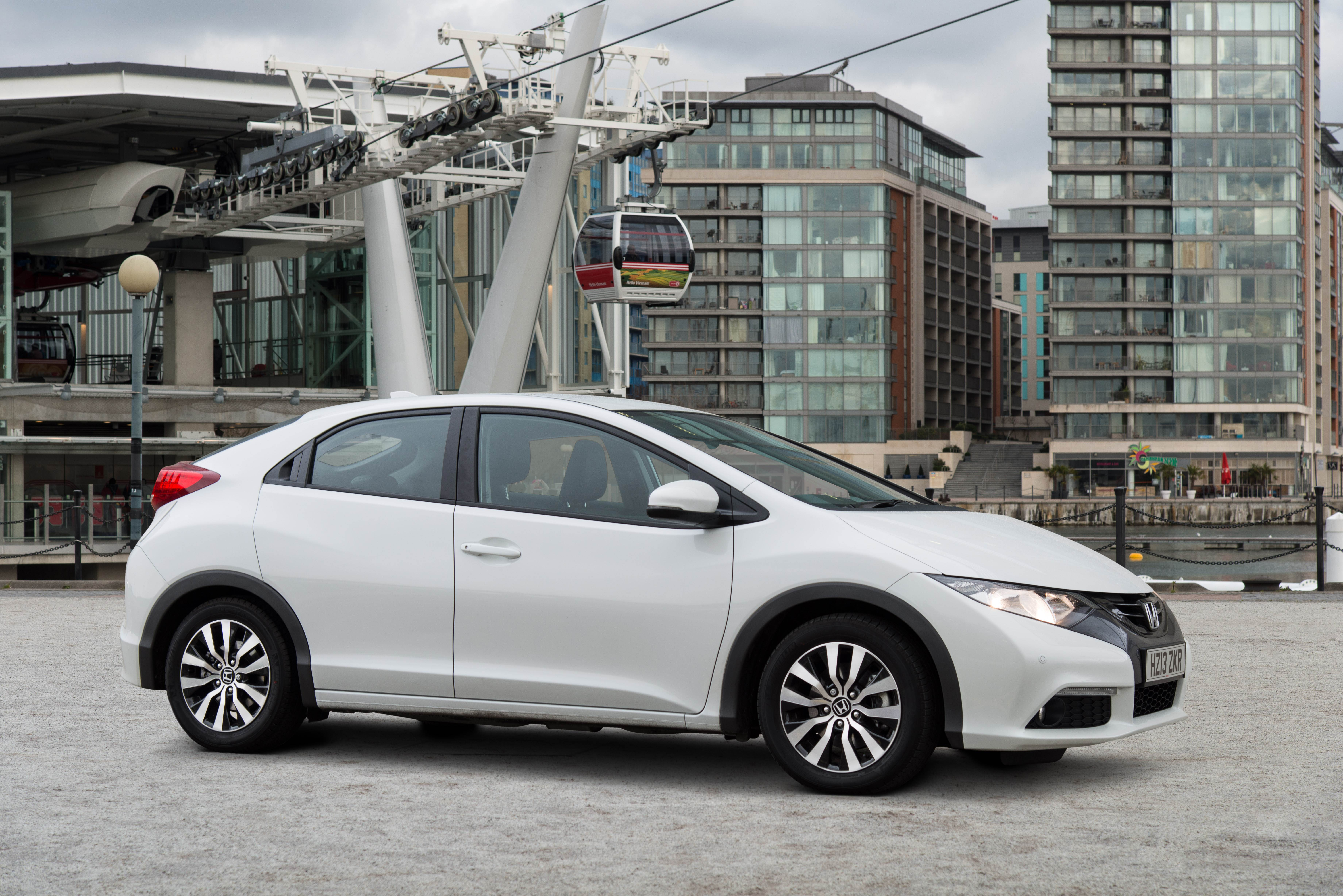 Honda Civic 1.6 i-DTEC