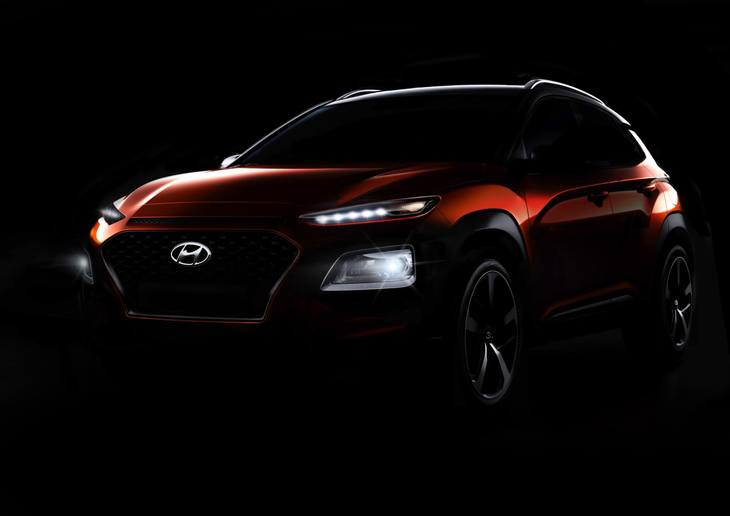 Hyundai Motor Reveals Progressive Character of All-New SUV KONA