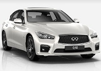 Infiniti Q50 Saloon 2.2 CDi Premium Executive Auto Inc. Metallic Paint