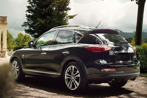 infiniti qx50 crossover 3 7 v6 gt premium auto contract hire and car lease from. Black Bedroom Furniture Sets. Home Design Ideas