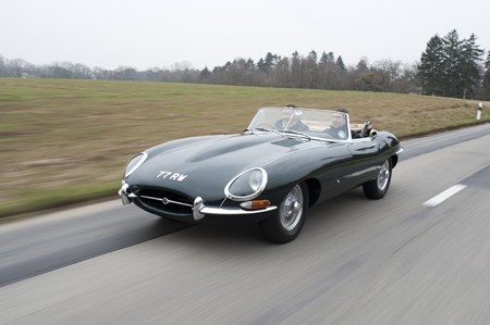 The Jaguar Heritage Driving Experience allows you to drive a jaguar heritage e-type