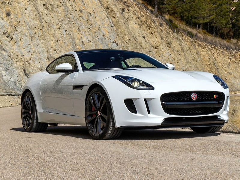 F Type Coupe >> Jaguar F Type Coupe 3 0 Supercharged V6 Car Leasing Nationwide