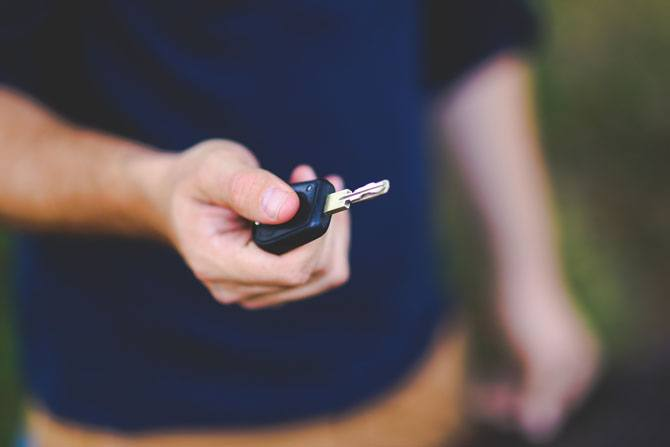 Documentation is required for a personal car lease