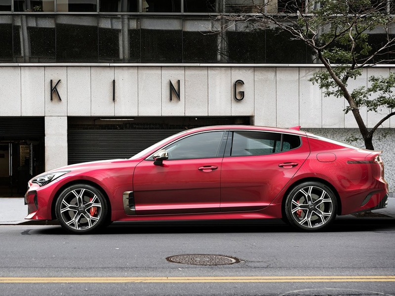 Kia Stinger 3 3 T-GDi GT S Auto | Car Leasing | Nationwide Vehicle Contracts