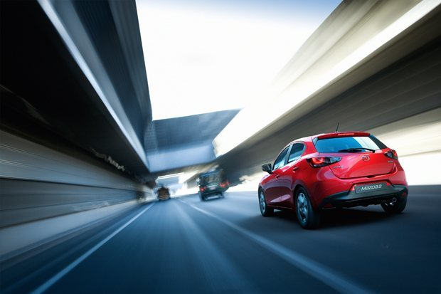 The new Mazda2 is on its way