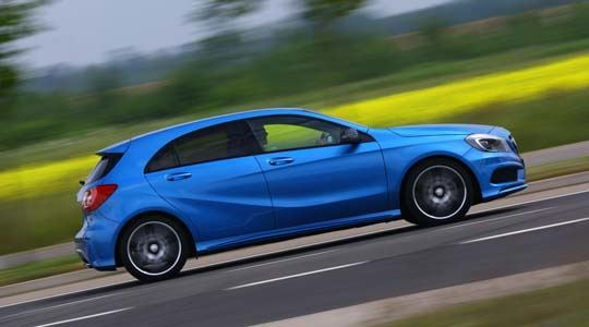 New lease offers on mercedes benz a class for Mercedes benz a class lease offers