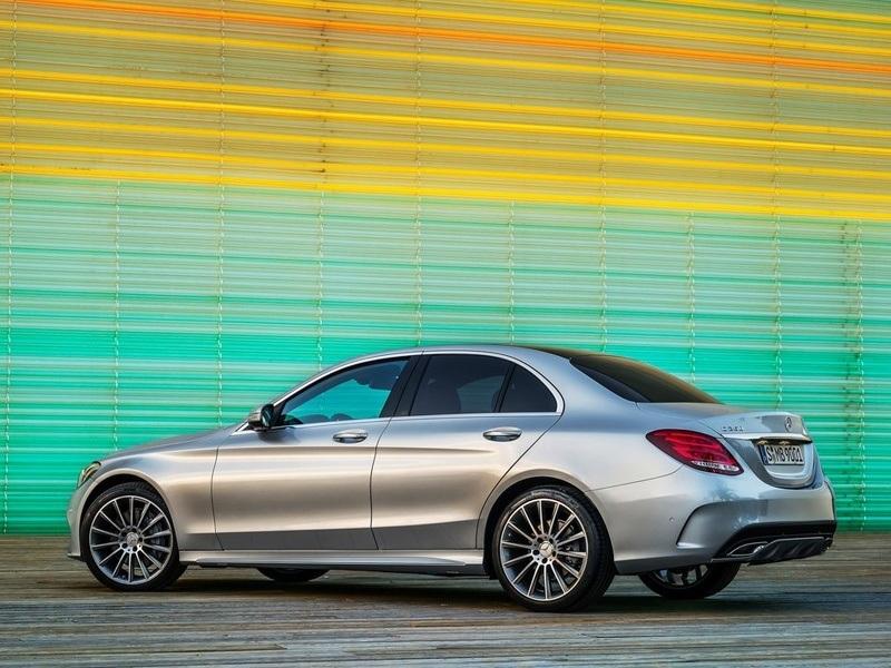 Mercedes Benz C Class Saloon Car Leasing Nationwide