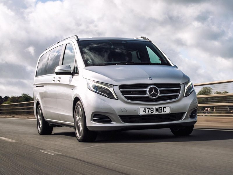 Types Of Vans >> Mercedes-Benz V Class V220 d AMG Line Auto | Car Leasing | Nationwide Vehicle Contracts