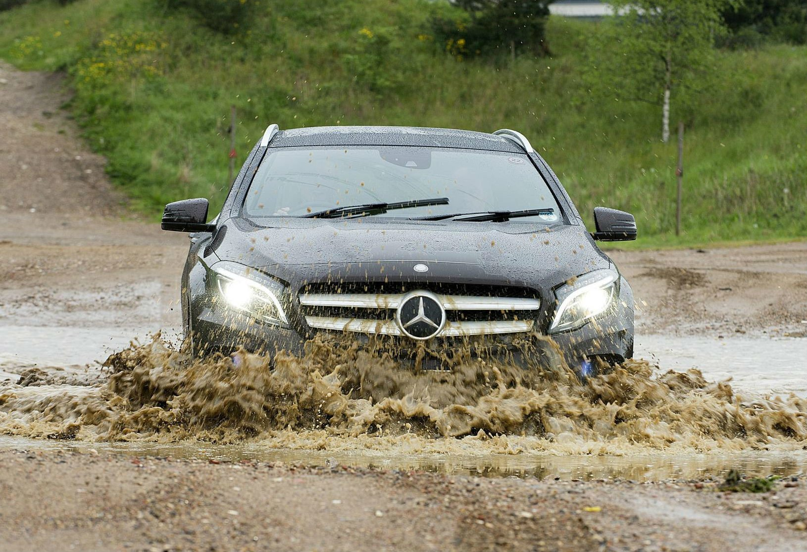 Mercedes GLA 200 CDI AMG Line Review
